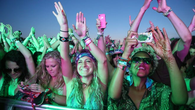 """Firefly Music Festival fans will discover a cashless fest this year, along with """"spruce up"""" areas."""