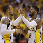 Pacers coming to the Ford Center for an exhibition
