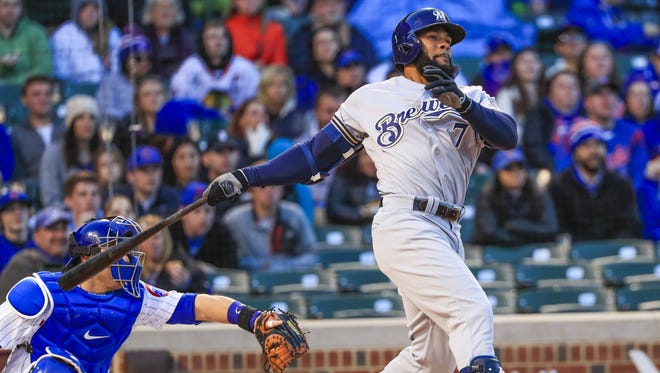 Eric Thames proved in stunning fashion that his home run binge in Korea was not a fluke.