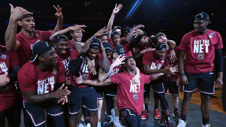 South Carolina celebrates