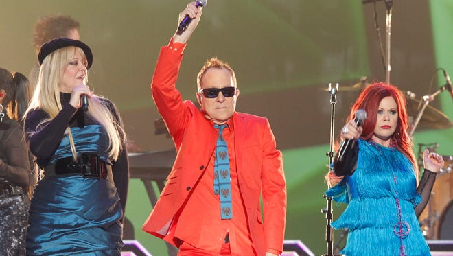 Fred Schneider from the B-52's wants us to let lobsters rock on.