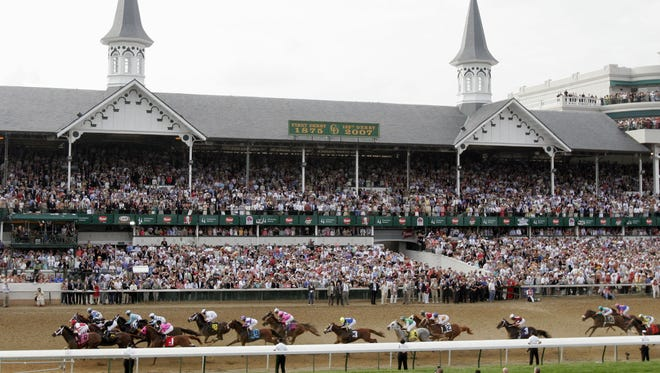 Churchill Downs Inc. reported that its signature racetrack in Louisville delivered $500,000 in increased revenue after a solid September meet. Third quarter results were released Thursday.