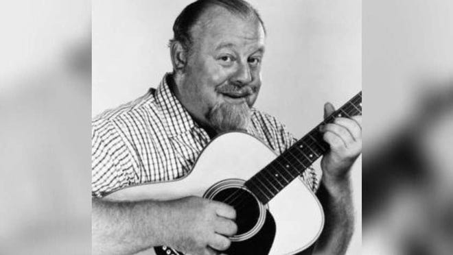 """From 1965 to 1966, Burl Ives started in """"O.K. Crackerby,"""" a situation comedy of which the opening featured shots of Boca Raton."""