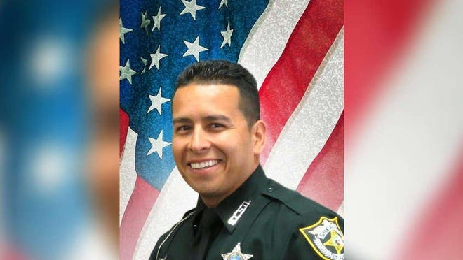 In Feb. 28, 2013, St. Lucie County deputy Sgt. Gary Morales, 35, was fatally shot during a traffic stop.