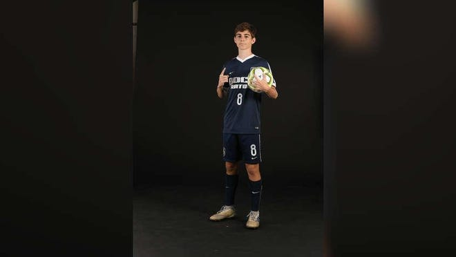 Thomas Moore is Boca Raton High's first United Soccer Coaches Scholar All-American.