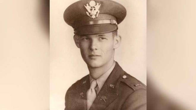 Donald Alexander Ross was the first Lake Park resident killed in World War IIl. He died in the Battle of the Bulge on Dec. 18, 1944.