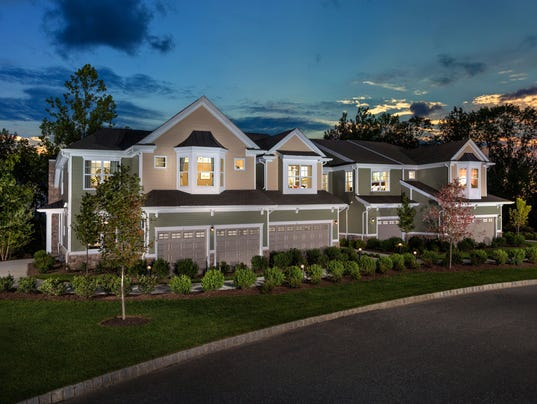 New Townhome Building Breaks Ground At The Meadows At Panther Valley