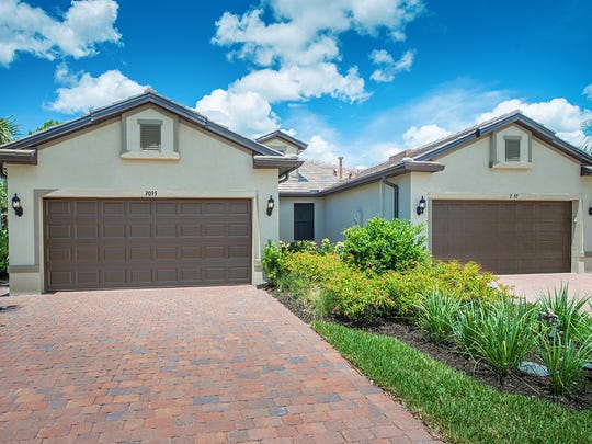 The Serenity is the best seller at Del Webb Naples