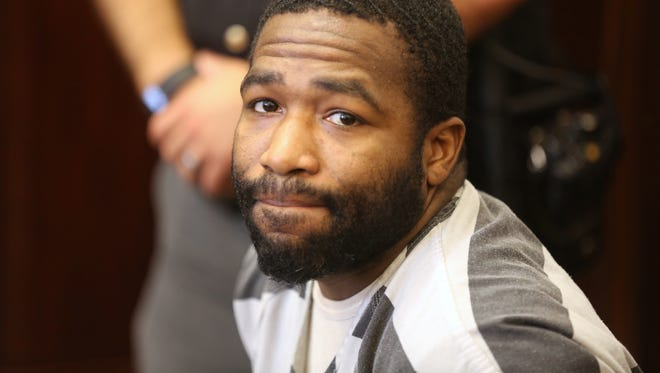 Professional boxer Adrien Broner went before Judge Robert P. Ruehlman after serving 30 days for contempt because he showed up for an earlier court date three-and-a-half hours late.