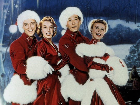 """""""White Christmas"""" is playing at The Roxy Regional Theater"""