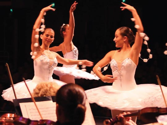 The fifth annual Cultural Arts Showcase will feature dance, music, theater and other performances. Shown are dancers from the Space Coast Ballet.