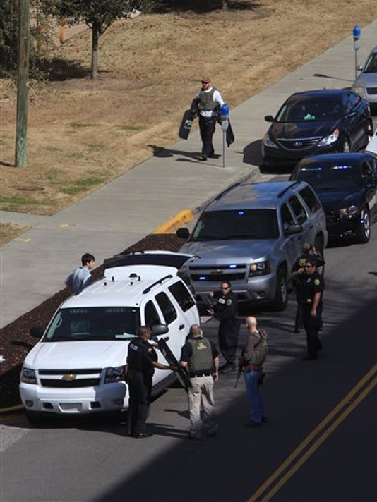 South Carolina shooting