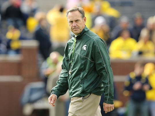 Dantonio at Michigan