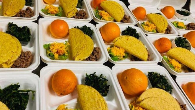 The Austin Independent School District has been distributing meals all summer long for any young person under the age of 19. When school starts on Sept. 8, 48 schools will continue to offer free breakfasts and lunches to any child, regardless of whether they are enrolled in the school.
