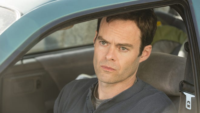 """Bill Hader stars as an unhappy assassin in HBO dramedy """"Barry."""""""