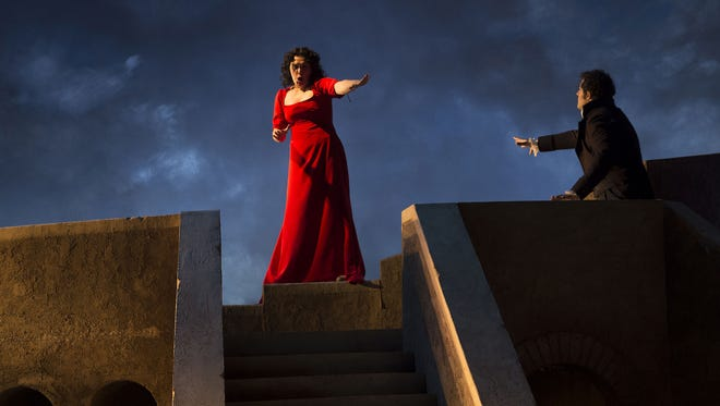 Puccini's Tosca is a verismo opera that has both shocked and enchanted audiences for generations.