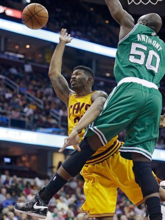Celtics Cavaliers Basketball