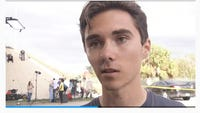"""Video attacking Florida student survivors as """"crisis actors,"""" rose to top of trending tab"""