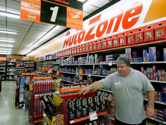 Memphis-based AutoZone plans to open about 150 new