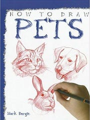 'How to Draw Pets' by Mark Bergin