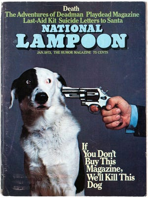 """National Lampoon magazine and its many comedic offshoots are the subject of """"Drunk Stoned Brilliant Dead: The Story of the National Lampoon."""""""