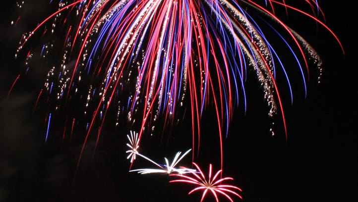 A fireworks show brings the annual Ankeny SummerFest