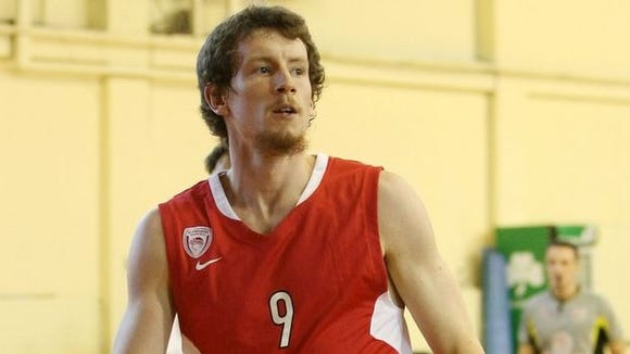 Former Butler Bulldog Matt Howard has played for four teams in three years overseas.