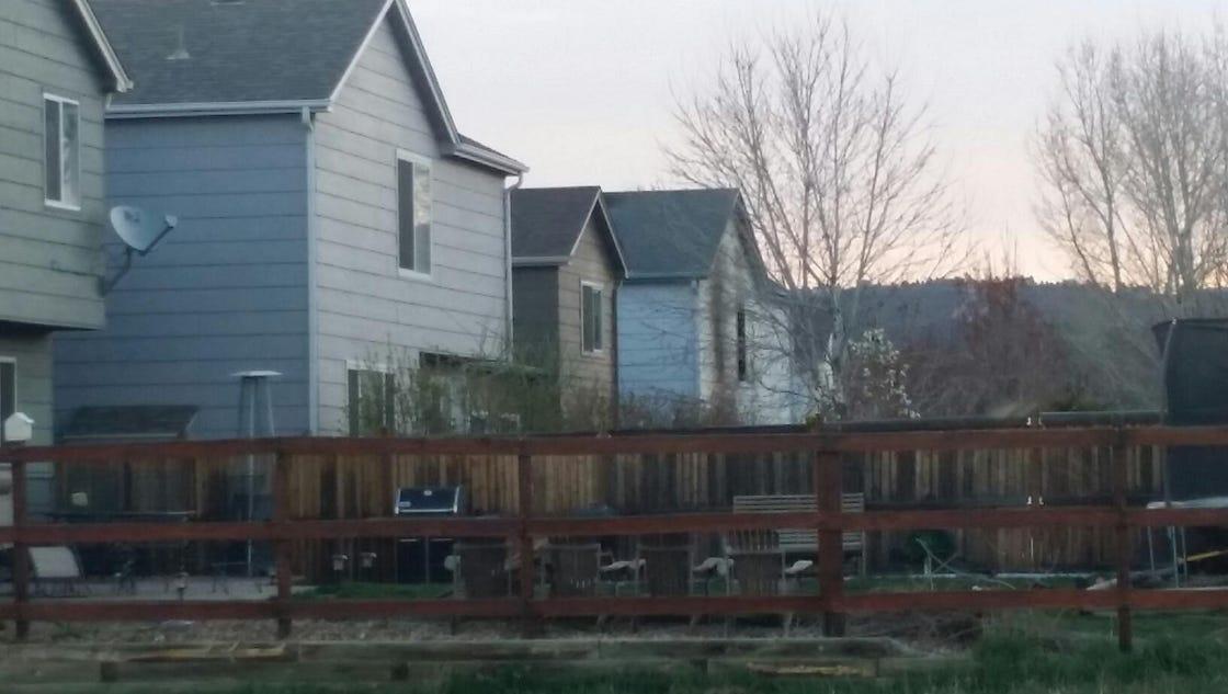1 Killed In Castle Rock House Fire
