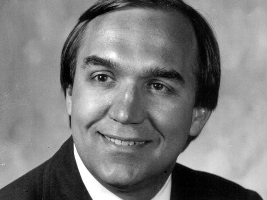 Former Gov. John Engler, seen in this 1982 Lansing State Journal file photo, was one of Michigan's youngest lawmakers.