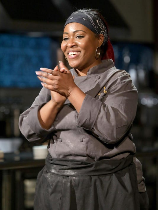 Winning Chef Crystal Smith on Chopped