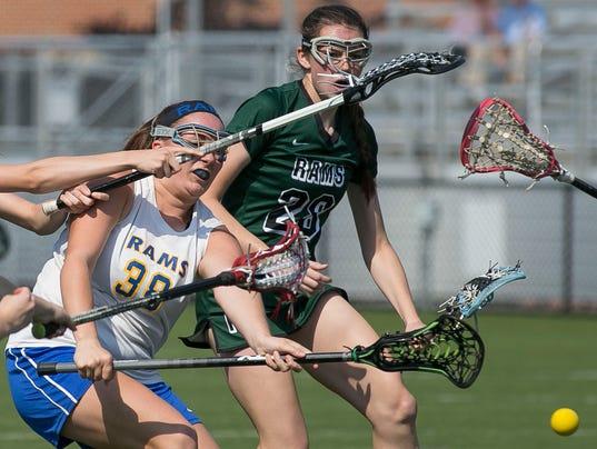 Kennard Dale vs. Pine Richland girls Lacrosse