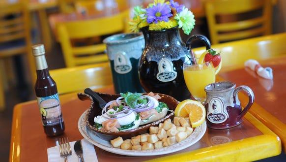 Another Broken Egg Cafe Greenville Menu