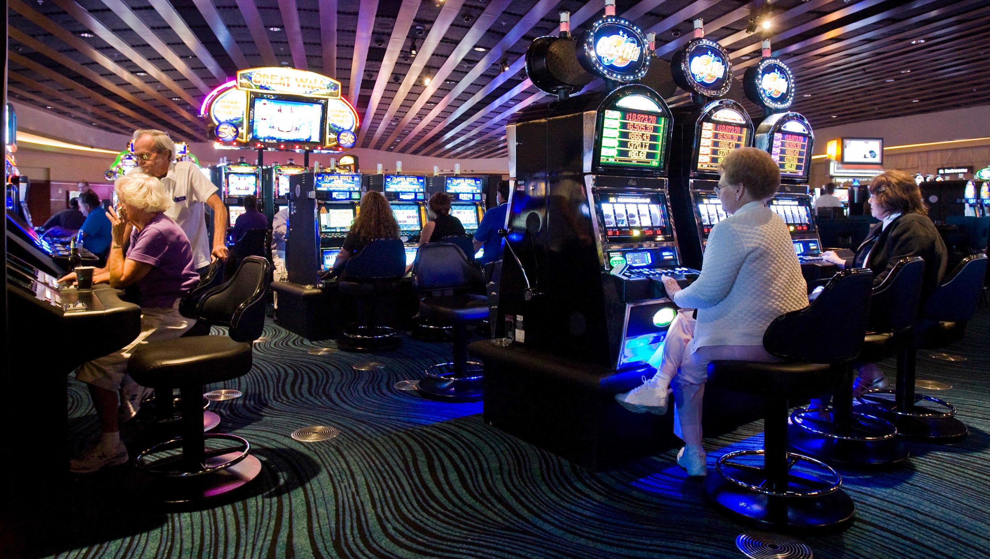 Show Me A Casino Games Showroom
