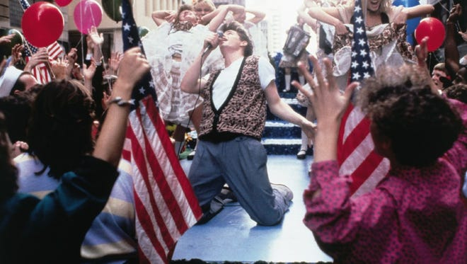 """The comedy """"Ferris Bueller's Day Off"""" will be shown on the lawn in Centennial Plaza on the University of Texas at El Paso campus at 8:30 p.m. Friday."""