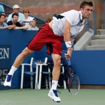 Tim Smyczek is one of three American male tennis players ranked in the ATP Top 100.