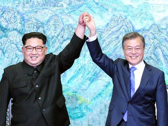 ***BESTPIX*** Inter-Korean Summit 2018