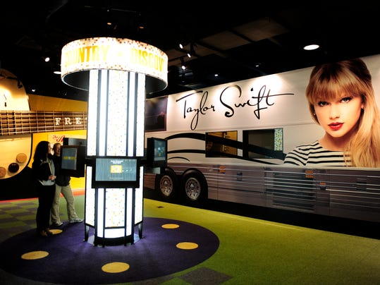 Free D Exhibition Booth : Country music hall of fame experiences boom time
