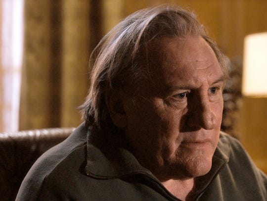 "Gérard Depardieu stars in ""Let the Sunshine In."""