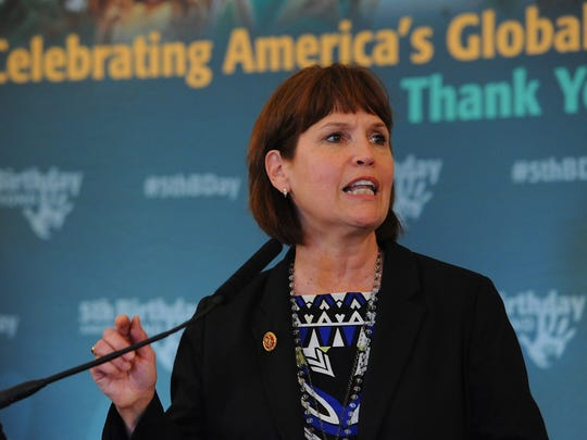 Representative Betty McCollum (D-MN) is the new chairwoman of the House Appropriations subcommittee on interior, environment and related agencies.