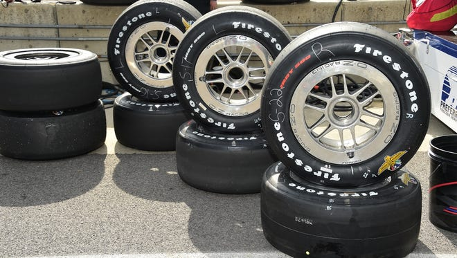 For Firestone, the 100th Indy 500 represents a century of race tire technology and innovation.