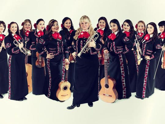 Two-Time Grammy Award Winning Mariachi Divas de Cindy Shea is a multicultural, all-female ensemble that continues to push and expand the scope of mariachi music. Tickets for their Oct. 14 show at The Wichita Theatre are on sale now.