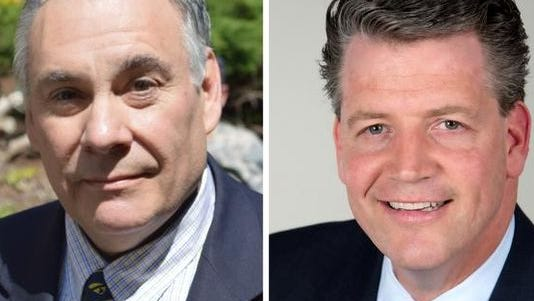 Bob Castelli, left, and Terrence Murphy faced each other in Republican primary to replace Greg Ball. (Photo: TJN file photos)
