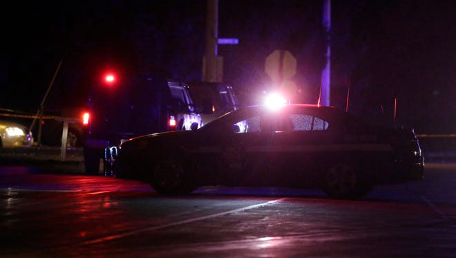 Winnebago County Sheriff Deputy and an Oshkosh police officer were involved in a shooting at the Town of Algoma Town Hall at about 3:20 p.m. December 10, 2015.  The incident started as a disturbance and the suspect involved in the incident was shot and taken into custody.