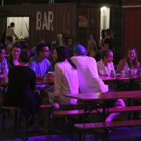 Hard lessons in Wilmington lead to networking event at beer garden