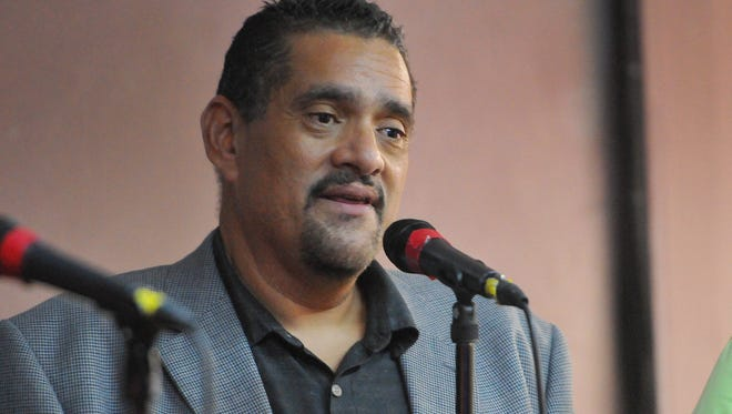 Florida Today News Columnist John A. Torres has long been told that he looks just like the comedian Sinbad.