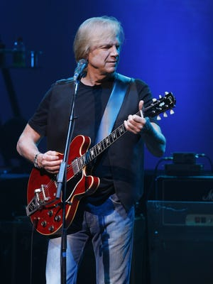 Despite several venues shuttering, entertainment acts, such as the Moody Blues' Justin Hayward, can still be a fixture of the Atlantic City scene.