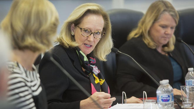 """Council member Maggie Zeidman  declared a """"descent into hell"""" at Thursday's special town council meeting if town residents don't take precautions against the coronavirus."""