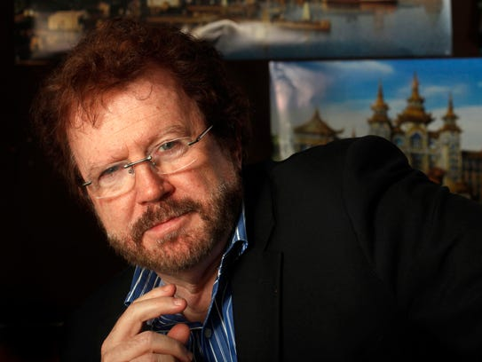 Gary Goddard Entertainment founder, Gary Goddard, is