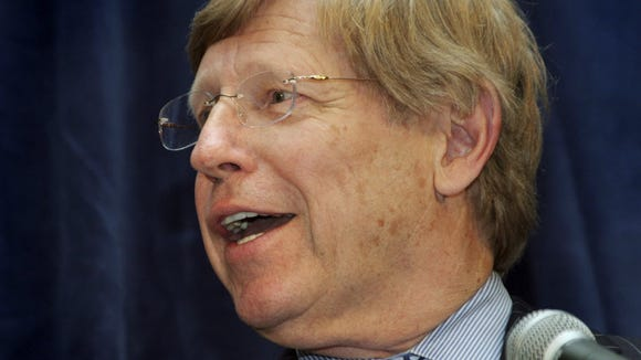 Ted Olson has represented New Jersey in the sports betting case since 2012.