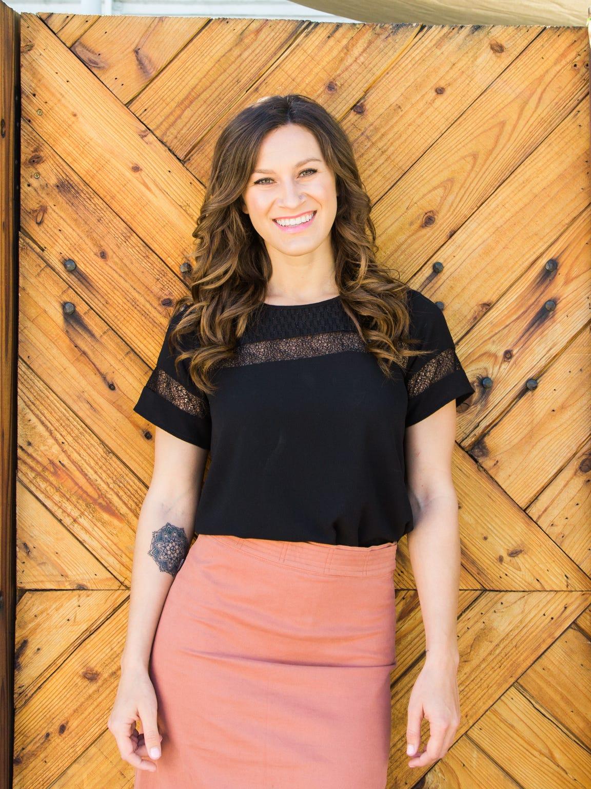 Kristin Scharkey, Editor